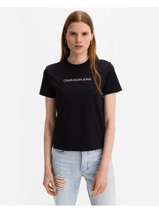 Shrunken Institutional Triko Calvin Klein