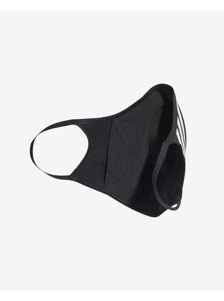 Rúška pre mužov adidas Performance - čierna