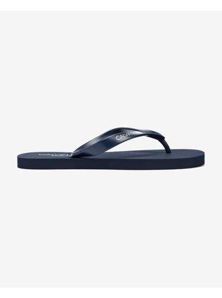 Sandále, papuče pre mužov Calvin Klein - modrá