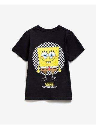SpongeBob Spotlight Triko dětské Vans
