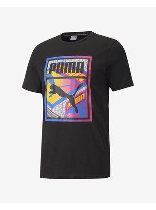 Box Logo Play Triko Puma