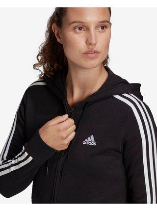 Mikiny pre ženy adidas Performance - čierna