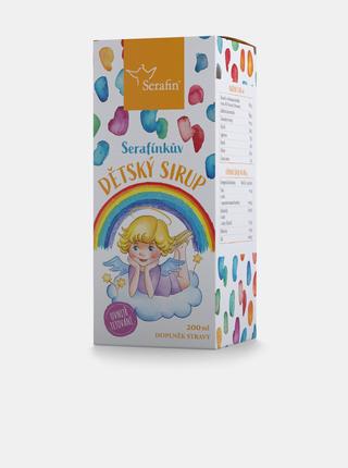 Dětský sirup Serafínkův Serafin (200 ml)