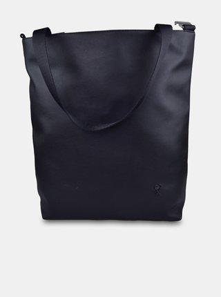 Xiss černá multifunkční kabelka Simply Black se dvěma popruhy