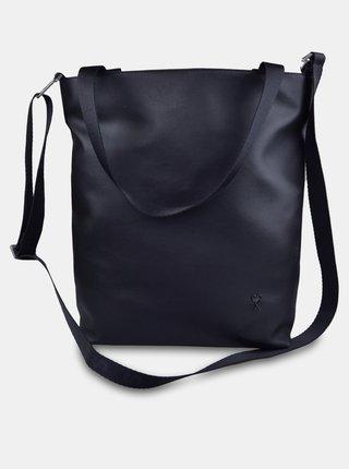 Xiss černá kabelka Simply Black s popruhem