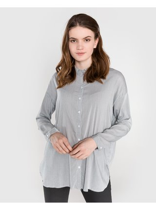 Košele pre ženy VERO MODA - biela, sivá
