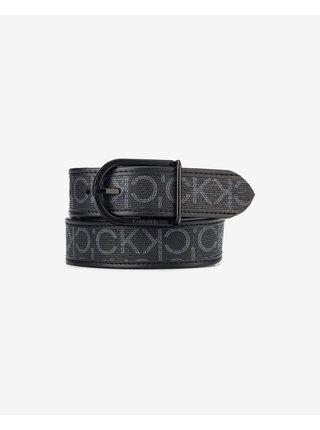 Opasky pre mužov Calvin Klein - čierna, sivá