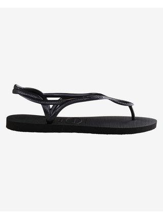 Sandále pre ženy Havaianas - čierna