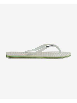 Papuče, žabky pre ženy Havaianas - biela