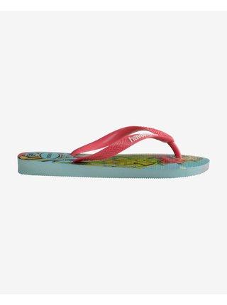 Papuče, žabky pre ženy Havaianas - modrá