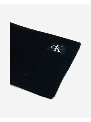Čiapky, šály, rukavice pre mužov Calvin Klein - čierna