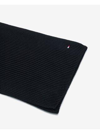 Čiapky, šály, rukavice pre mužov Tommy Hilfiger - čierna