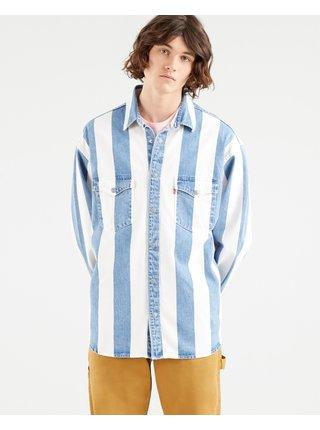 Neformálne pre mužov Levi's® - modrá, biela