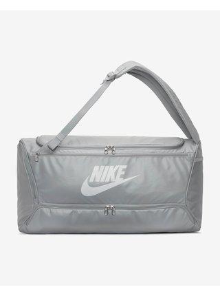 Tašky, ľadvinky pre mužov Nike - sivá