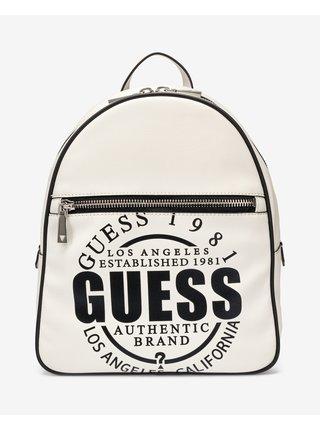 Batohy pre ženy Guess - biela