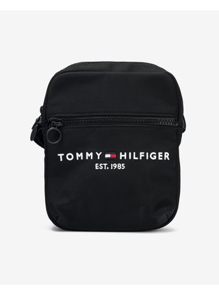 Tašky, ľadvinky pre mužov Tommy Hilfiger - čierna