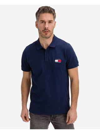 Badge Polo triko Tommy Jeans