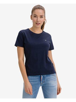 Soft Jersey Triko Tommy Jeans