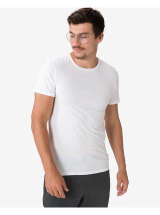 Tričká pod košele pre mužov Lacoste - biela