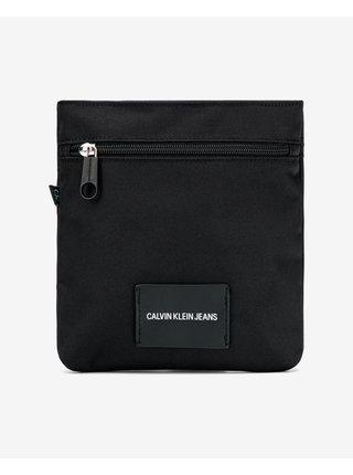 Tašky, ľadvinky pre mužov Calvin Klein - čierna