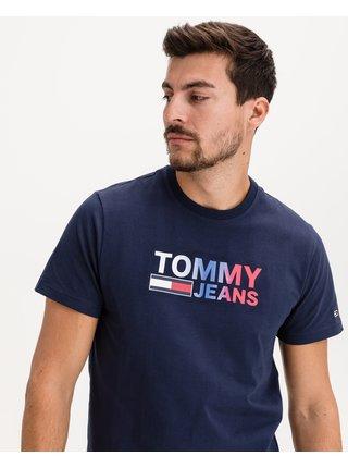 Color Corporation Logo Triko Tommy Jeans