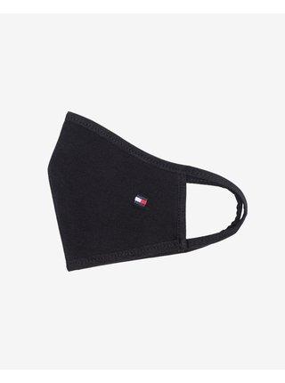 Rúška pre ženy Tommy Hilfiger - čierna