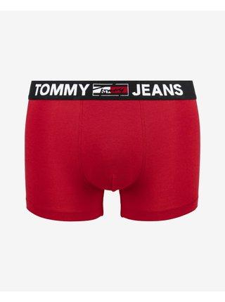 Boxerky pre mužov Tommy Jeans - červená