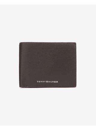 Peňaženky pre mužov Tommy Hilfiger - hnedá