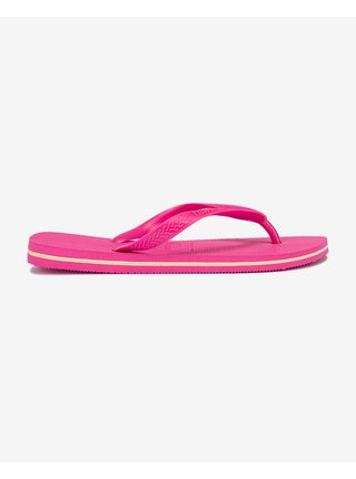 Papuče, žabky pre ženy Havaianas - ružová
