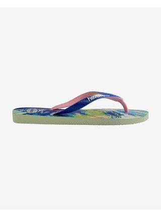 Papuče, žabky pre ženy Havaianas - modrá, zelená