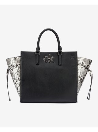 Kabelky pre ženy Calvin Klein - čierna, biela