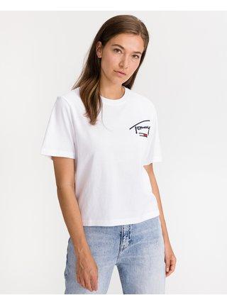 Collegiate Back Logo Triko Tommy Jeans