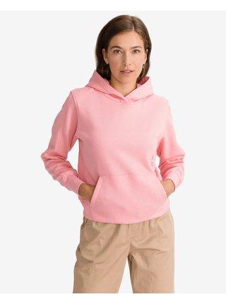 Mikiny pre ženy Calvin Klein - ružová