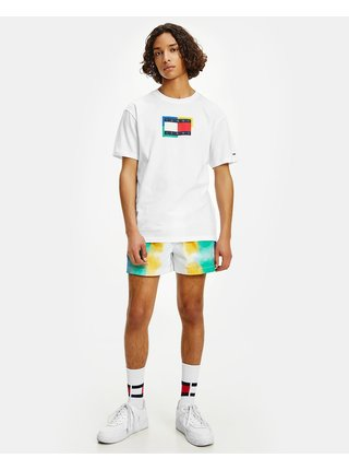 TJM Multicolor Flag Tee Tommy Jeans