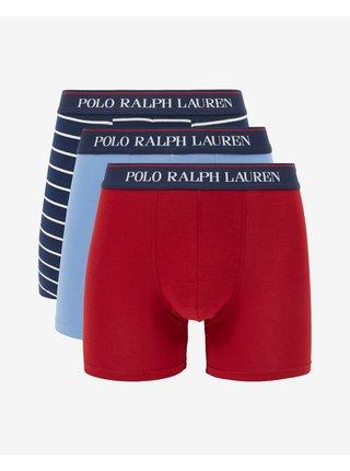 Boxerky pre mužov POLO Ralph Lauren - modrá