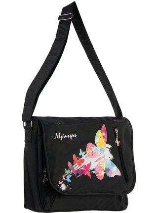 Dámská kabelka ALPINE PRO LUBA černá