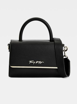 Černá dámská crossbody kabelka Tommy Hilfiger