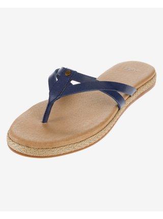 Papuče, žabky pre ženy UGG - modrá