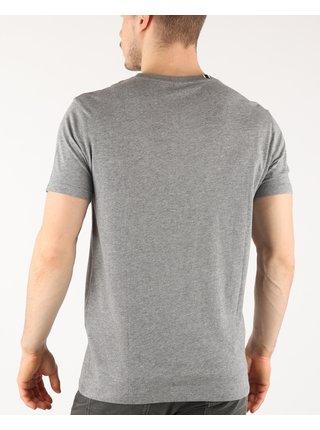 Tričká s krátkym rukávom pre mužov Replay - sivá