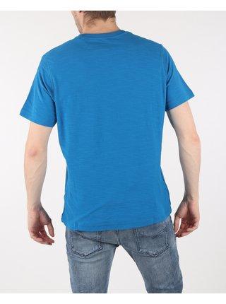 Tričká s krátkym rukávom pre mužov Diesel - modrá