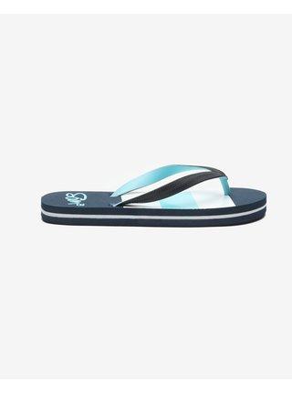 Papuče, žabky pre ženy SAM 73 - modrá