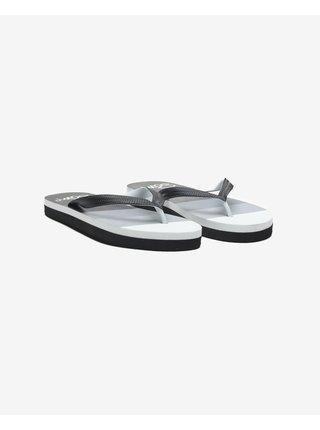 Papuče, žabky pre ženy SAM 73 - čierna, sivá