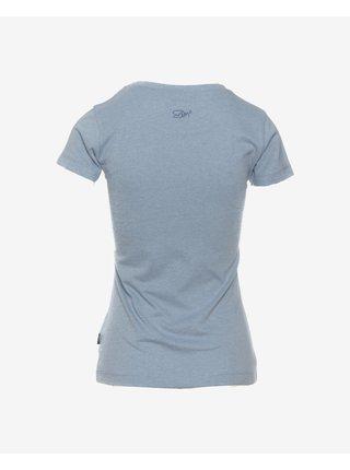 Tričká s krátkym rukávom pre ženy SAM 73 - modrá
