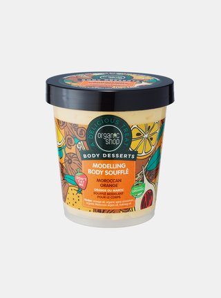 Organic Shop Body Desserts Tělové suflé proti celulitidě Marocký pomeranč 450 ml