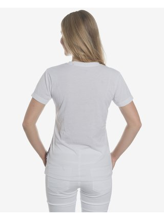 Tričká s krátkym rukávom pre ženy SAM 73 - zlatá