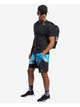 Tričká s krátkym rukávom pre mužov Reebok - čierna
