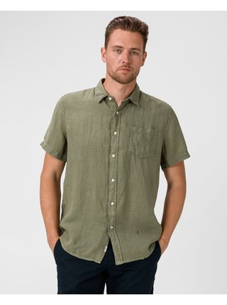 Košele s krátkym rukávom pre mužov Pepe Jeans - zelená