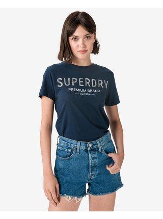 Premium Sequin Triko SuperDry
