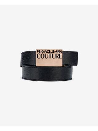 Opasky pre mužov Versace Jeans Couture - čierna
