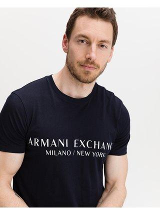 Navy Triko Armani Exchange